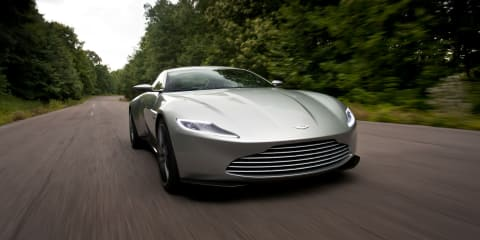 Aston Martin DB10: Walk-around with designer, Sam Holgate