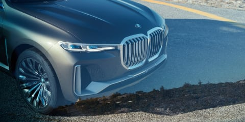 BMW X8 SUV under consideration - report