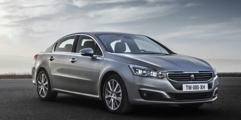 2015 Peugeot 508 Review