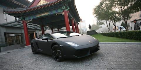 Lamborghini China