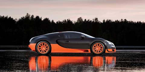 Bugatti Veyron: $8.3m, 1100kW Super Sport-based hypercar rumoured