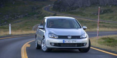 VW sales boost bucks trend