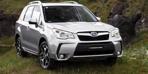 Subaru Australia introduces capped-price servicing