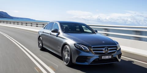 2017-18 Mercedes-Benz E-Class recalled