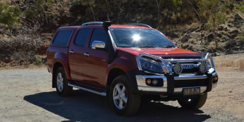 2014 Isuzu D-MAX LS-Terrain High-Ride (4x4) Review