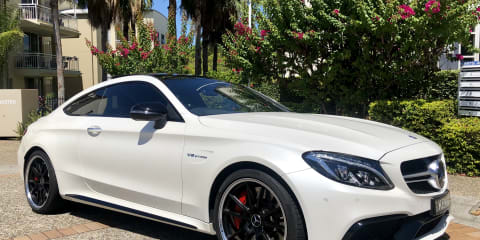2016 Mercedes-AMG C 63 S review