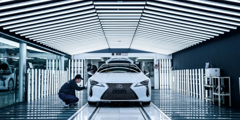Lexus leads luxury players for after-sales service