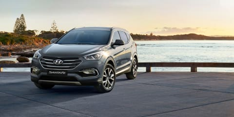 2017 Hyundai Santa Fe Active X: V6-powered seven-seater rejoins local range