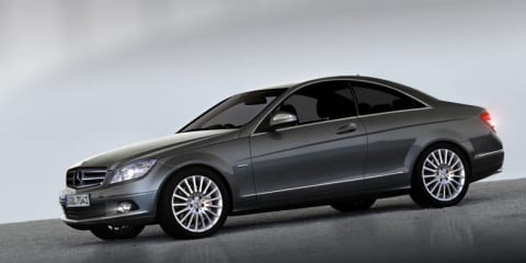 Mercedes-Benz C-Class Coupé announced