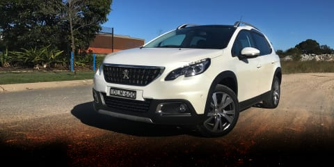 2017 Peugeot 2008 Allure review