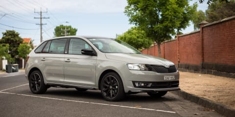 Skoda Rapid not yet a priority model