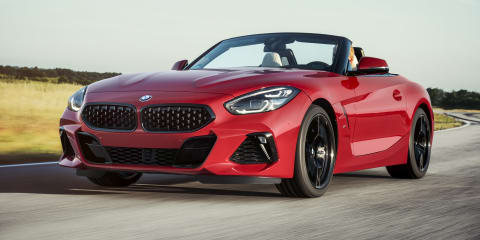BMW: 'No inspiration from previous model' for new Z4