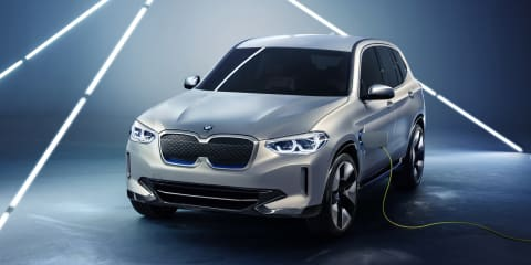 BMW iX3 to commence Chinese production in 2020