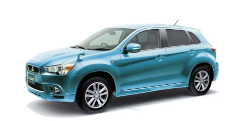Mitsubishi RVR compact crossover launched
