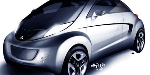 2009 Mitsubishi i MiEV Sport Air Concept