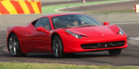 Ferrari Genuine Maintenance offers seven years free servicing
