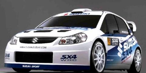 Suzuki to bring out WRX EVO Killer