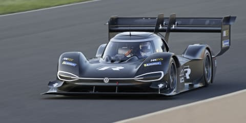 Volkswagen I.D. R prepping for high-altitude Pikes Peak torture test