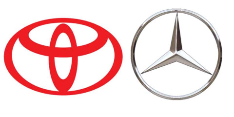 Daimler & Toyota team up on fuel-cell technology