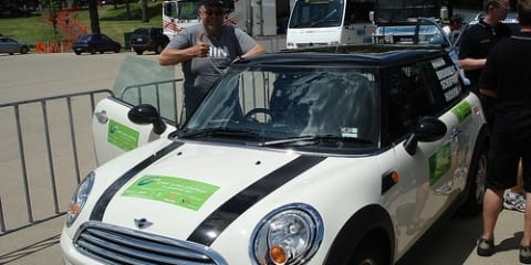 Mini D Global Green Challenge update