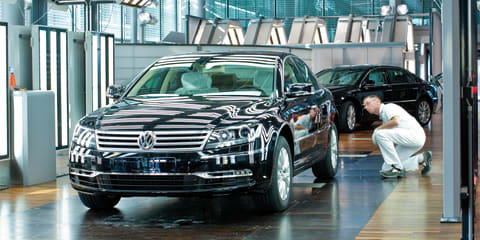 Volkswagen Phaeton's transparent factory planned for closure - report