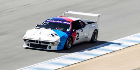 40 years of M:: a quick look at the history of BMW Motorsport