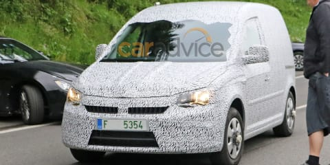 "New Skoda ""Roomster"" spy photos"