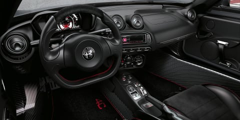 Alfa Romeo 4C Competizione pricing and specs