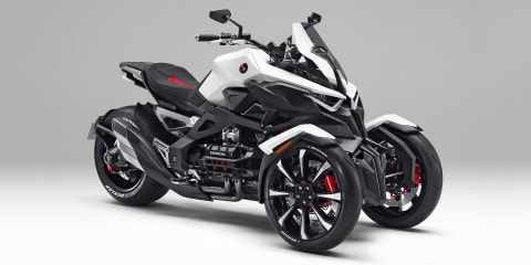 Honda NeoWing concept revealed