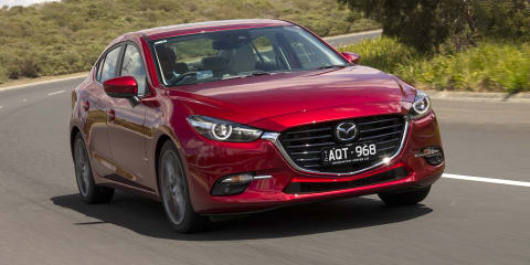 2018 Mazda 3 pricing and specs