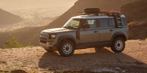 2020 Land Rover Defender: In-depth off-road specs and