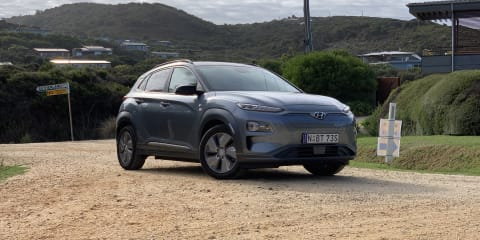 Hyundai Kona Electric long-term review: Road trip range test