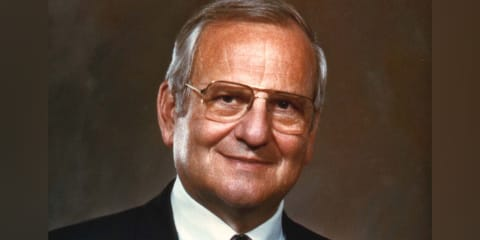 Lee Iacocca, father of the Mustang, saviour of Chrysler, dies age 94