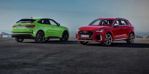 2020 Audi RS Q3 and RS Q3 Sportback revealed, Australian launch confirmed