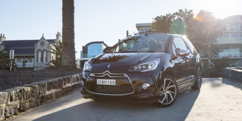 2015 Citroen DS3 Cabrio Review