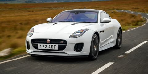 Jaguar F-Type Chequered Flag revealed, priced from $139,650