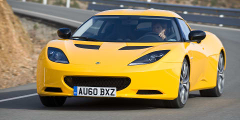 Lotus Evora S IPS: auto gearbox for flagship sports car
