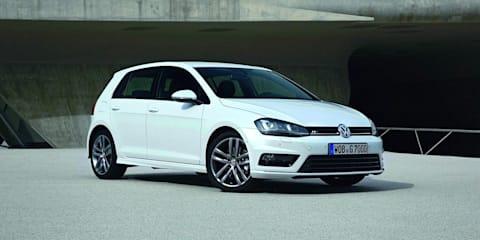 Volkswagen Golf, Beetle R-Line packages coming soon