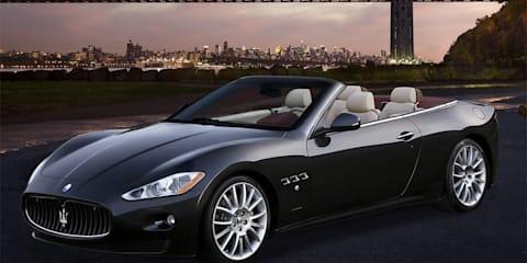 Maserati GranCabrio set to open new Sydney dealership