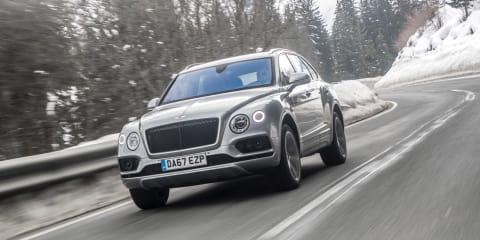 Bentley Bentayga Speed to launch this year with 485kW W12 - report