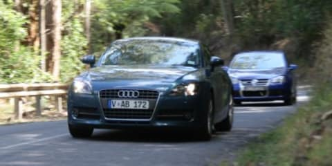 2007 Audi TT 2.0 S-tronic Road Test