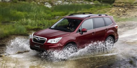 Subaru Forester gets $1000 price cut