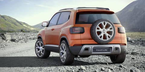 Volkswagen Taigun : sub-compact SUV not under consideration for Oz