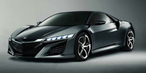 Honda NSX could cost as much as $250,000
