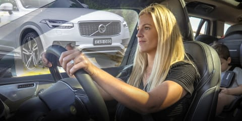 2019 Volvo XC90 long-termer, first impressions: Interview with Tamsyn Sykes