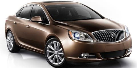 Buick Verano: The car designed for people with ponytails