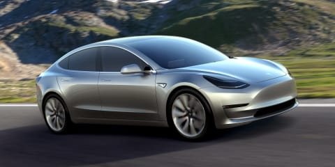 Tesla Model 3 orders pass 115,000