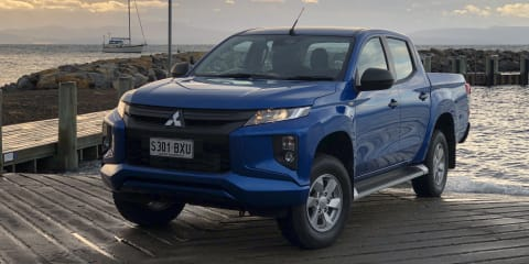 Mitsubishi Triton discounts start