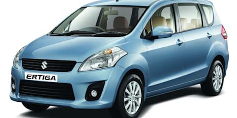 Maruti Suzuki Ertiga MPV eyed by Suzuki Australia