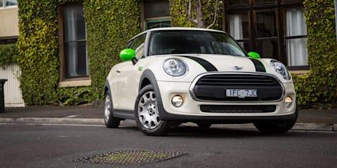 2016 Mini Ray three-door review